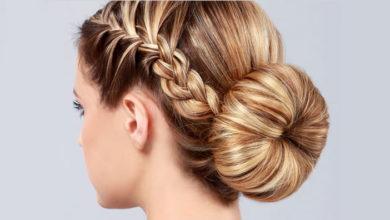 Photo of 5 cách búi tóc nhanh gọn cho cô nàng bận rộn