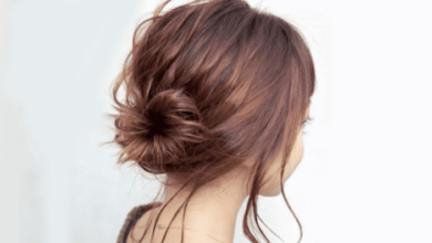 Photo of 5 cách búi tóc đơn giản tại nhà cho cô nàng bận rộn