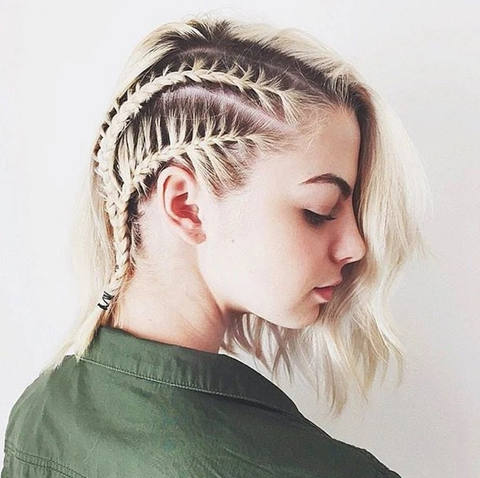 tóc tết kiểu dreadlock