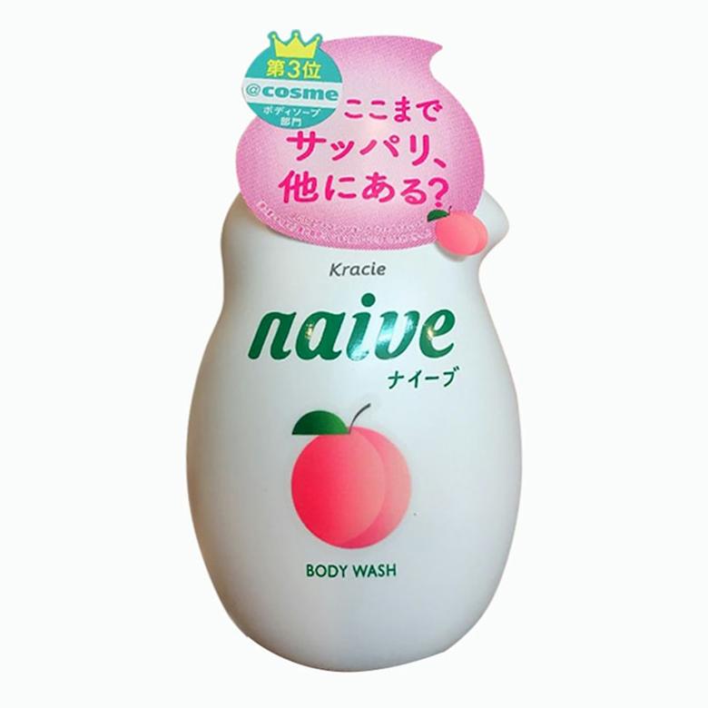 Kracie Naive Body Wash 530ml