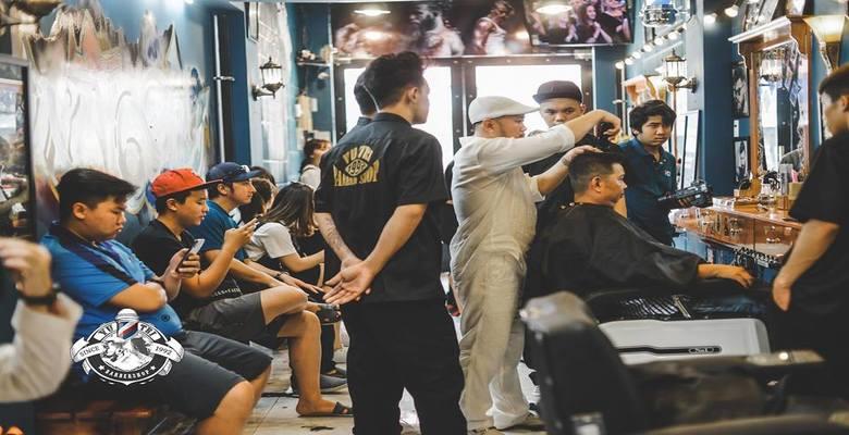 Tiệm cắt tóc đẹp ở quận bình thạnh