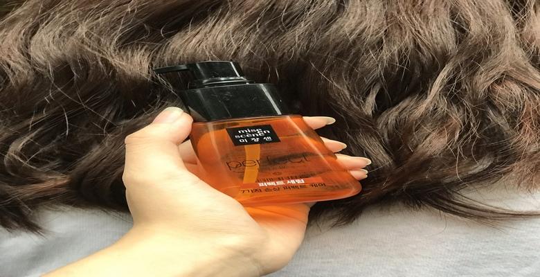 Vị cứu tinh cho những cô nàng đang có mái tóc hư tổn