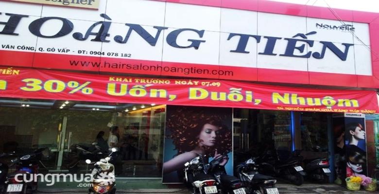 Tiệm cắt tóc đẹp ở quận Gò Vấp