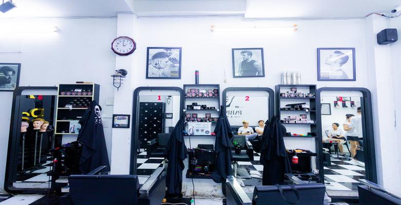 Không gian trẻ trung, hiện đại tại Paris Hair Salon