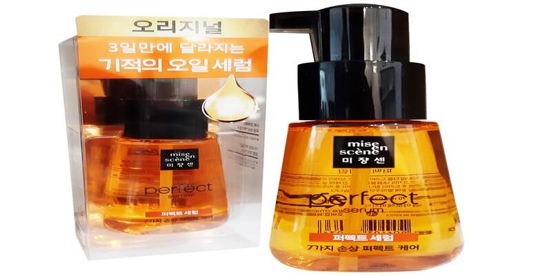 Sản phẩm chứa nhiều thành phần dưỡng chất giúp nuôi dưỡng tóc tốt