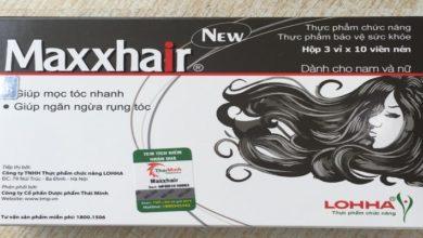 Photo of Đánh giá thuốc mọc tóc Maxxhair có tốt không?