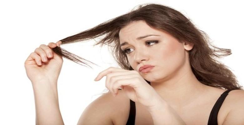 Tóc gãy rụng và lâu mọc do nhiều nguyên nhân