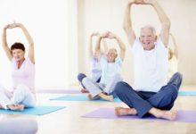 Photo of Bật mí những bài tập yoga cho người cao tuổi