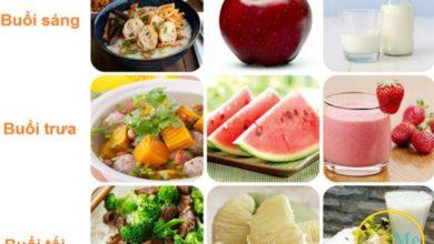 Photo of Bật mí chế độ ăn kiêng giảm mỡ bụng hiệu quả nhất