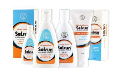 Photo of Giới thiệu chi tiết về dầu gội trị gàu Selsun