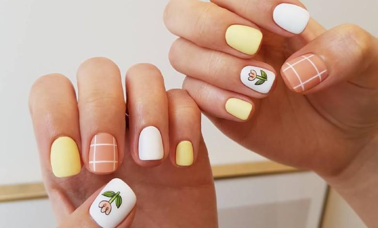 Bắt trend 25 mẫu nail Hàn Quốc nổi bật nhất năm 2020