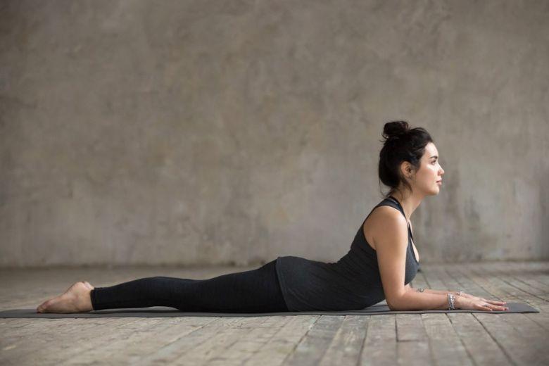 Tập yoga nhân sư