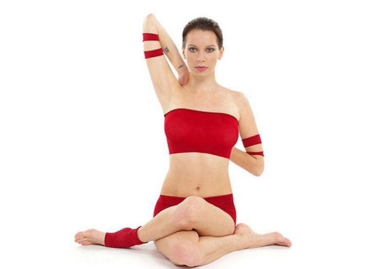 Tập yoga mặt bò