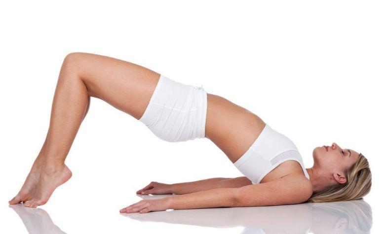 Các bài tập thể dục cho lưng