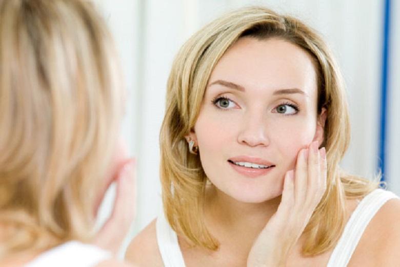 Cách chăm sóc da mặt sau sinh