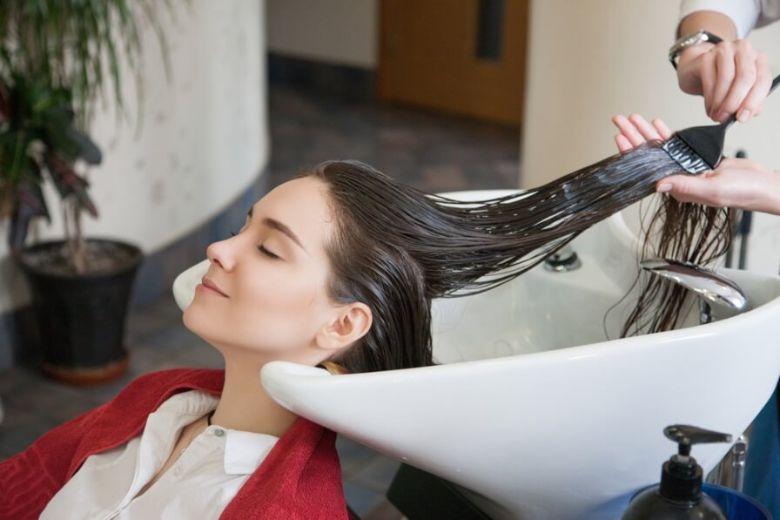 Chăm chỉ ủ dưỡng tóc