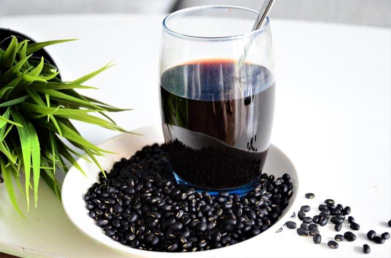 Mẹo uống nước đậu đen