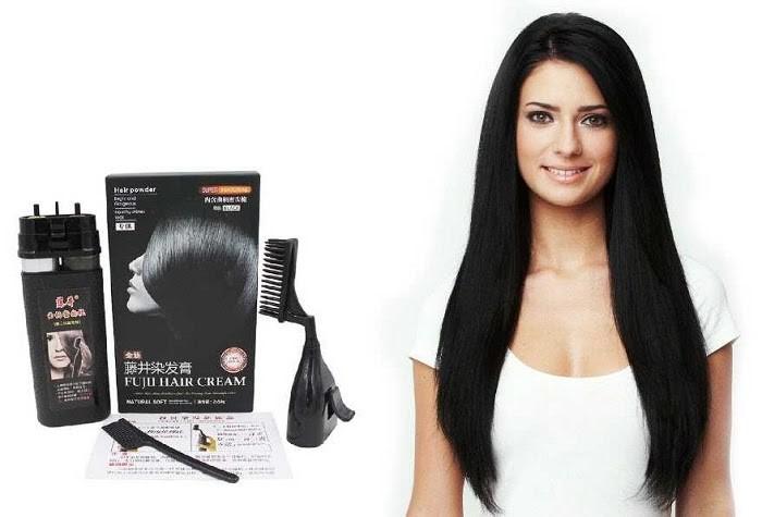 Lược nhuộm tóc thông minh giúp thay đổi màu tóc nhanh chóng