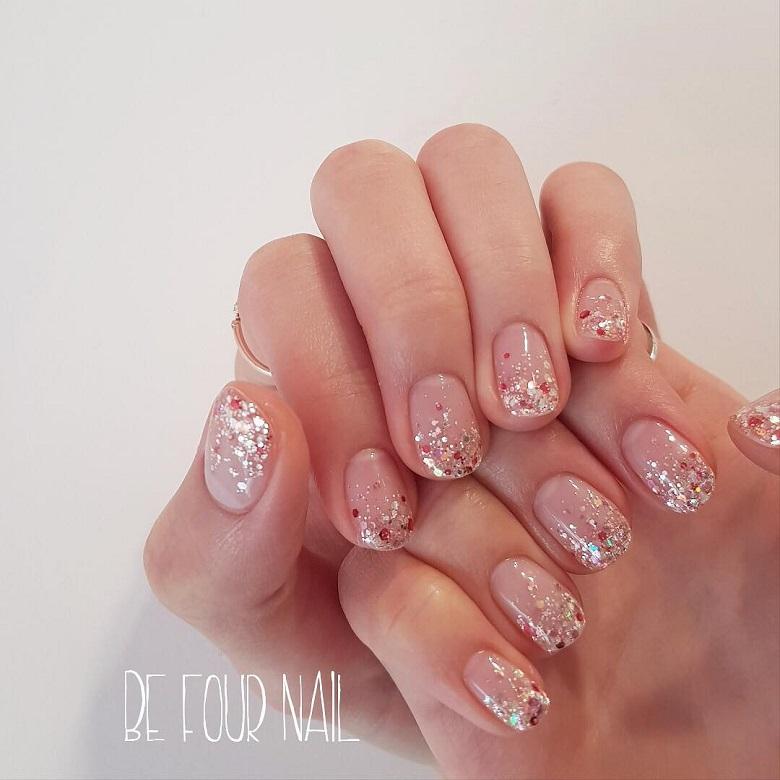 Mẫu nail Hàn Quốc