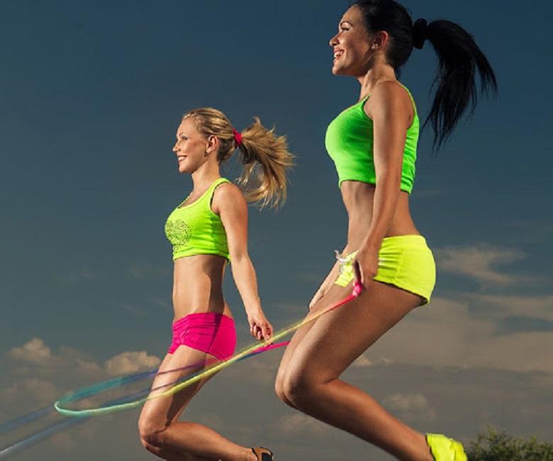 Nhảy dây giảm cân không?