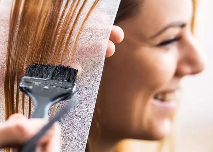 Nhuộm tóc có gây rụng tóc không