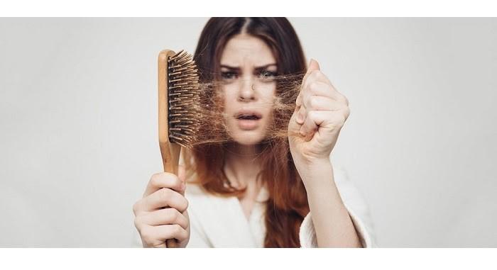 Nhuộm tóc khiến tóc bị rụng
