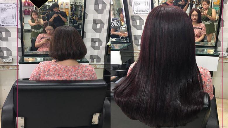 Nối tóc giúp bạn sở hữu mái tóc dài như mong muốn