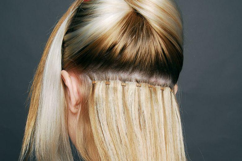 Nối tóc là một phương pháp làm đẹp cho mái tóc
