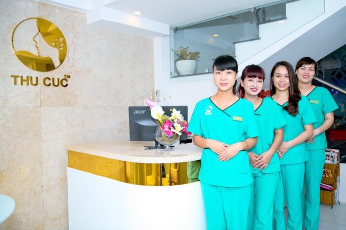 Thẩm mỹ viện uy tín ở Hà Nội