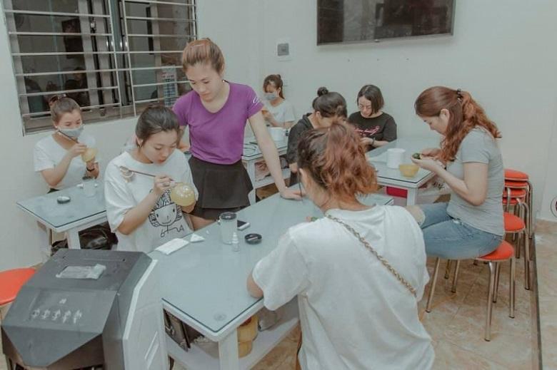 Nail Phương Lê uy tín tại Hà Nội