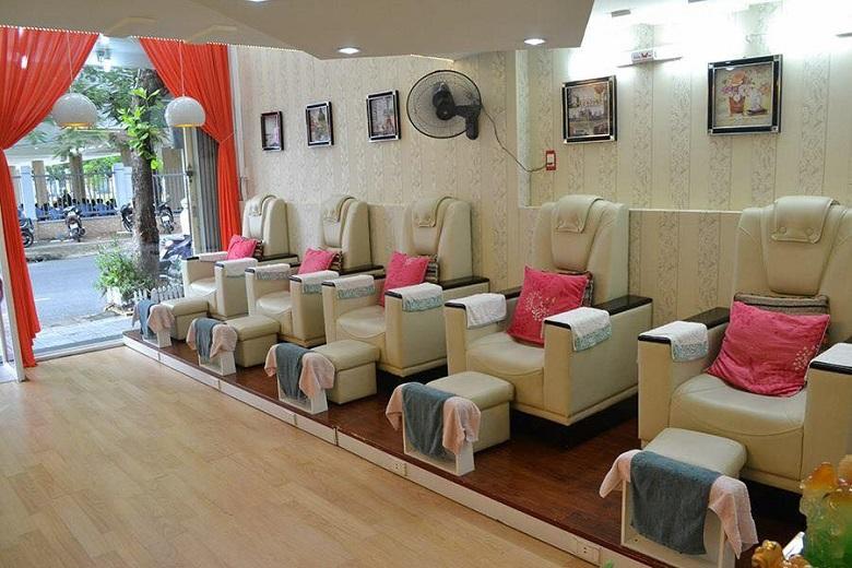 Queen Nails nổi tiếng tại Đà Nẵng