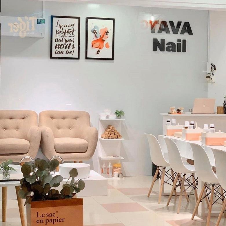 Tava Nail nổi tiếng tại Nha Trang