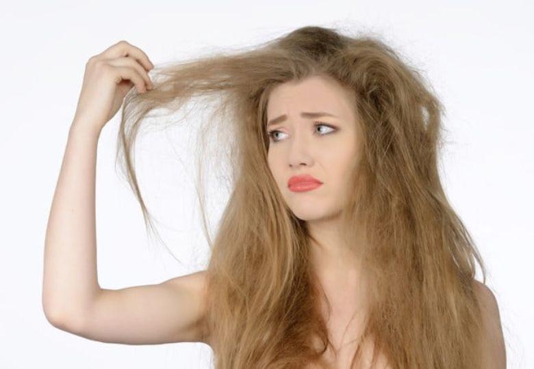 Các mức độ hư tổn tóc và cách khắc phục