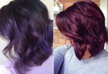 Photo of Tóc nhuộm màu tím – Sành điệu, cá tính và nổi bật