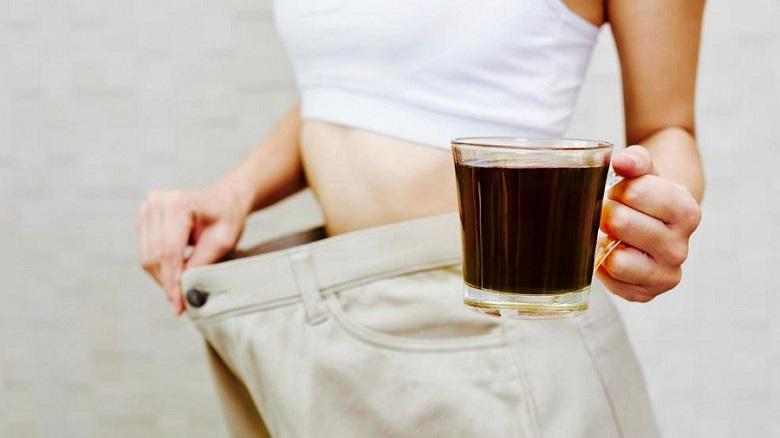 Uống cà phê giảm cân không