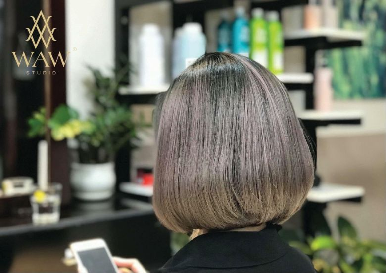 WAW Hair Salon là cái tên được rất nhiều bạn trẻ yêu thích