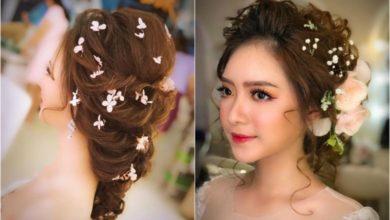 Photo of Tổng hợp các kiểu tóc cô dâu giúp bạn gái đẹp lung linh trong ngày cưới