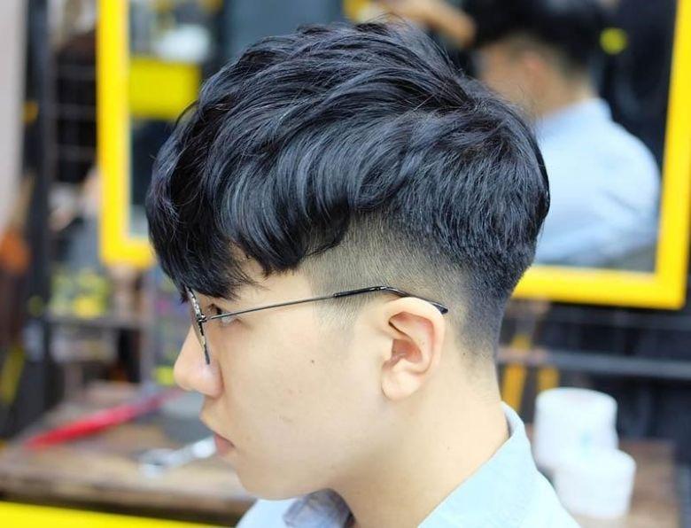 Cách tạo kiểu cho tóc Two Block khá đơn giản