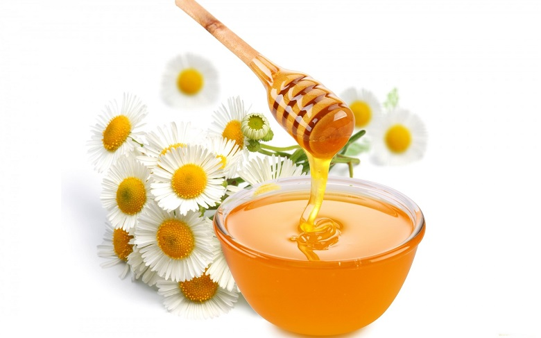 Mật ong trị bỏng nước sôi