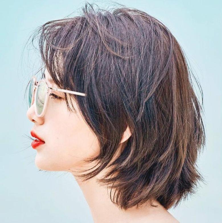 Kiểu tóc layer nữ ngắn đang được nhiều chị em lựa chọn