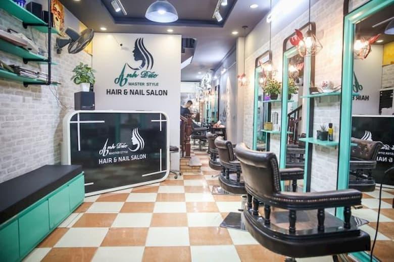 Tiệm cắt tóc đẹp ở hà đông