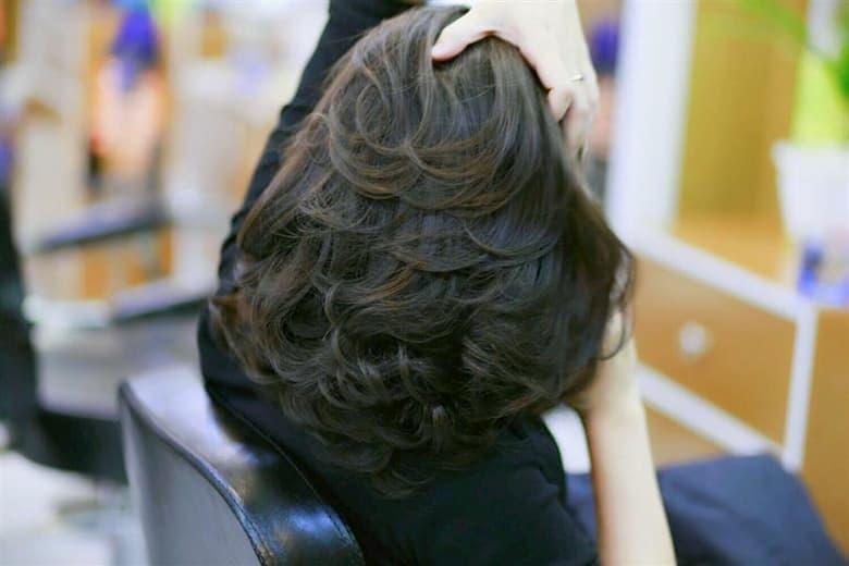 Hair Salon AVY là salon tóc chất lượng tại Hà Đông