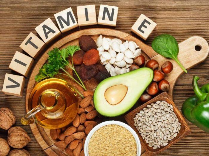 Vitamin e có tác dụng gì cho da mặt