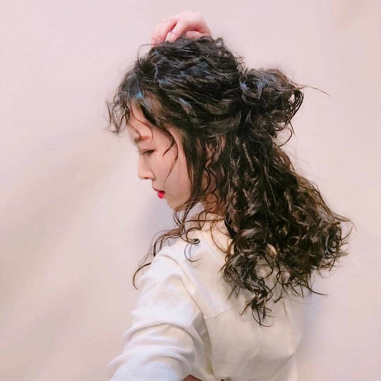 Kiểu tóc đầy cá tính cho nàng mạnh mẽ