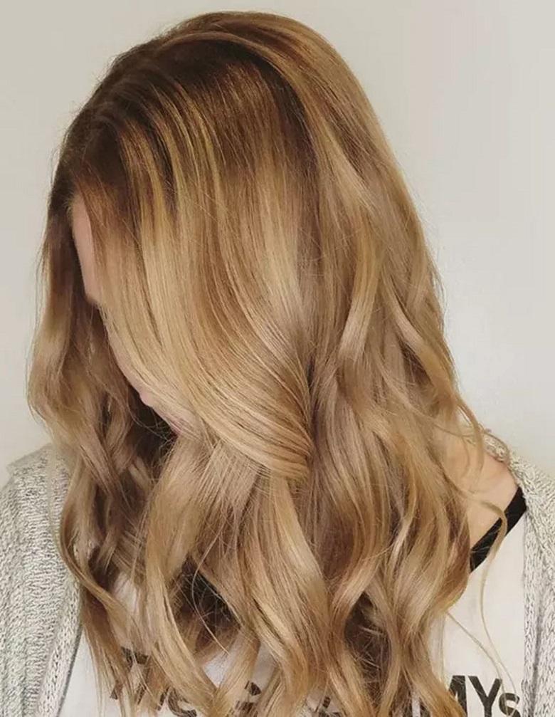 Một trong những màu nhuộm tóc không cần tẩy đẹp nhất