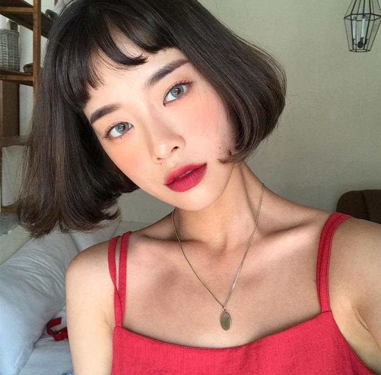 Kiểu tóc đầy cá tính cho nàng khoe chất riêng