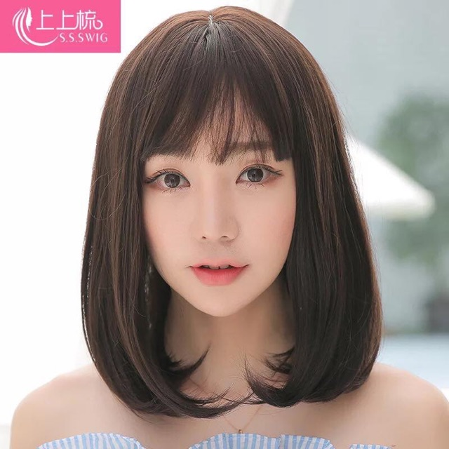 Mái tóc phổ biến nhưng luôn bắt kịp xu hướng