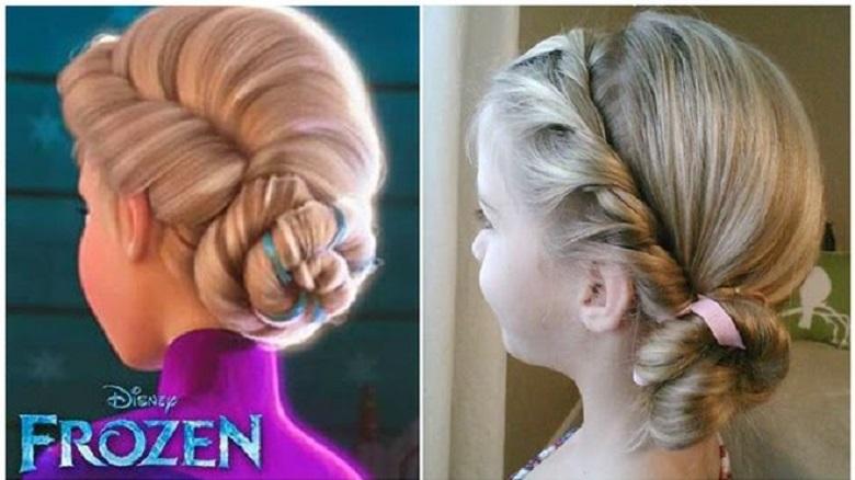 Bắt nguồn cảm hứng từ bộ phim hoạt hình đình đám Frozen