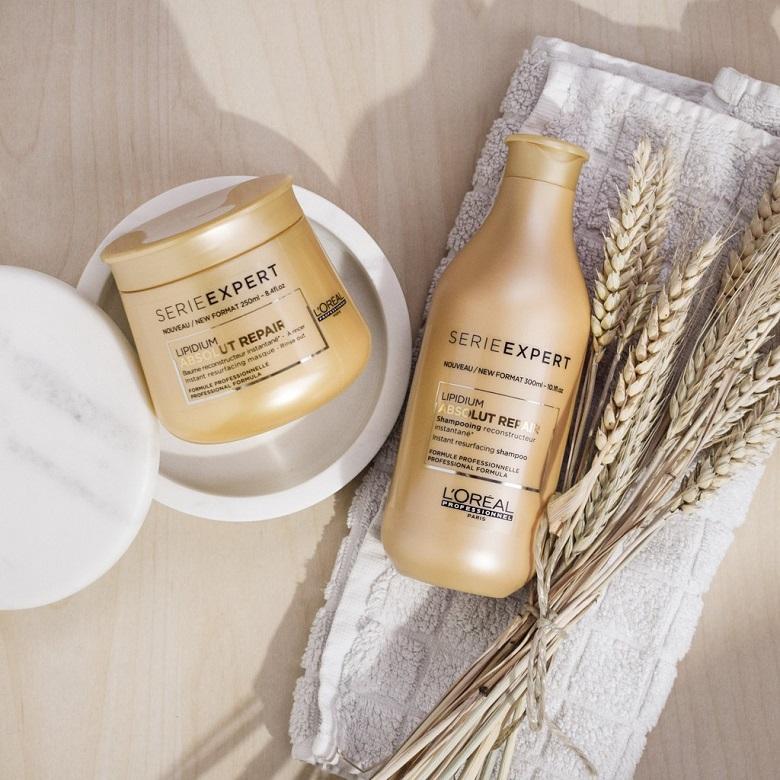 Làm sạch sâu lõi tóc và bổ sung dưỡng chất cần thiết