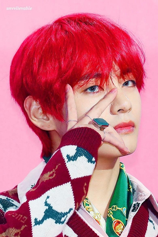 Bao ngầu và rực rỡ trong mái tóc màu đỏ